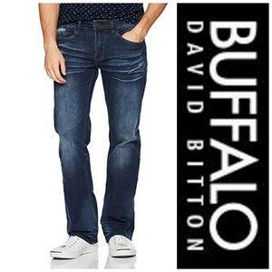 BUFFALO DAVID BITTON Six-x jeans